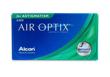 Air Optix for Astigmatism - Geo Contact Lens