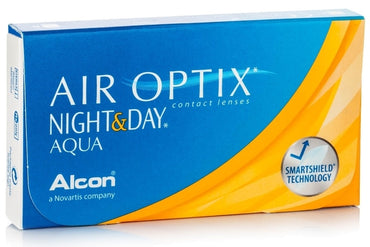 Air Optix Night & Day Aqua - Geo Contact Lens