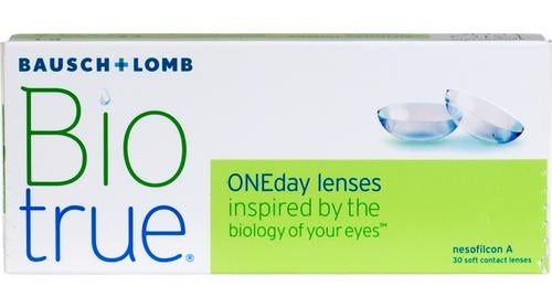 Biotrue ONEday 30pcs - Geo Contact Lens