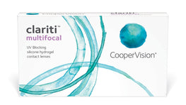 Clariti 1day multifocal 30pk - Geo Contact Lens
