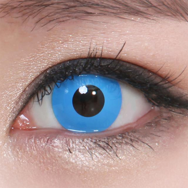 Geo Animation Blue CP-F5 - Geo Contact Lens