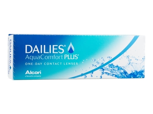 DAILIES AquaComfort Plus 30pk - Geo Contact Lens