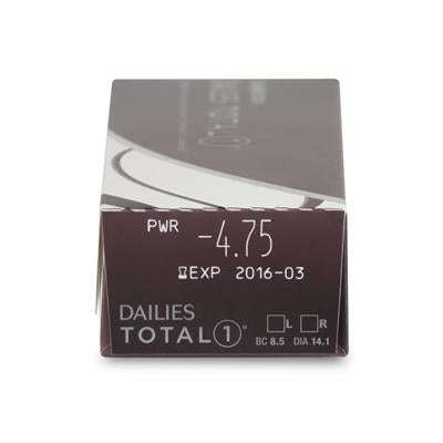 DAILIES TOTAL1 30pk - Geo Contact Lens