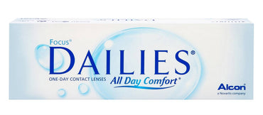 Focus DAILIES 30pk - Geo Contact Lens