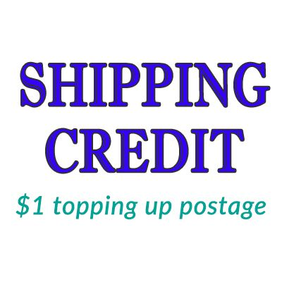 Extra Shipping Charges - $1 - Geo Contact Lens