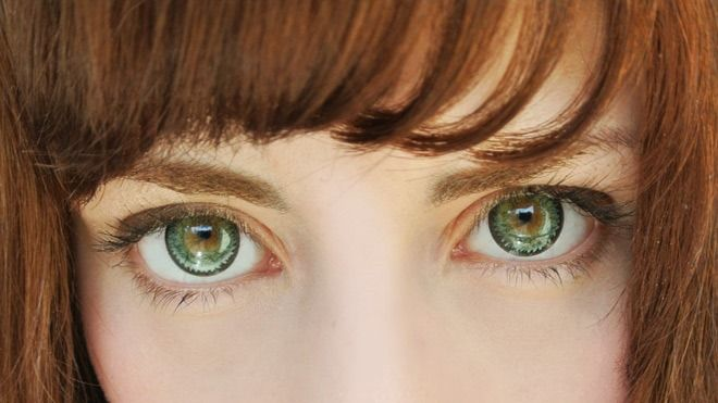 Geo Nudy Green Lens CH-623 - Geo Contact Lens