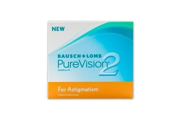 PureVision 2 for Astigmatism - Geo Contact Lens
