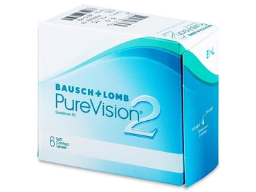 PureVision 2 HD - Geo Contact Lens