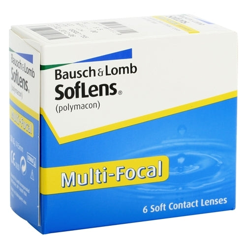 SofLens Multi-Focal - Geo Contact Lens