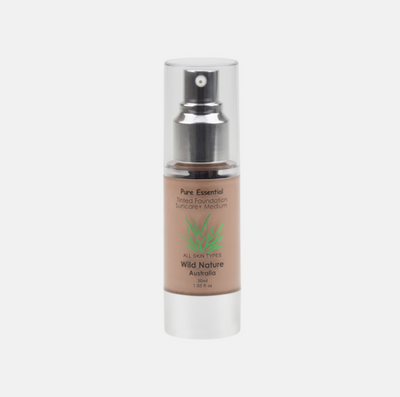 Mineral Liquid Foundation