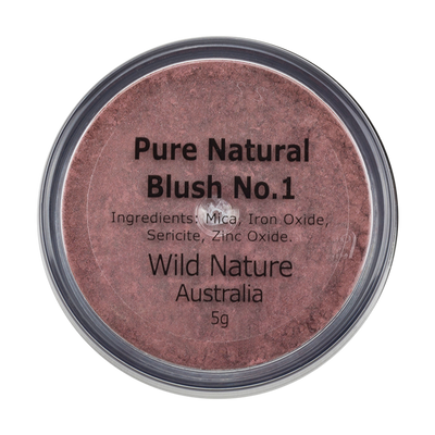 Blush No 1 Rich Plum (5g)
