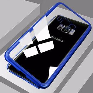 promo code 8c5a9 0bf4b Magnetic Adsorption Flip Phone Case for Samsung