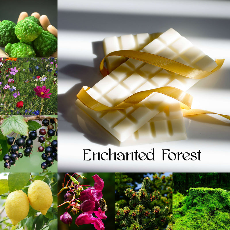 Enchanted Forest Wax Melt Snap Bar