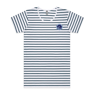 Newport Breakers Male Stripe Tee - Fresh Tees SYD