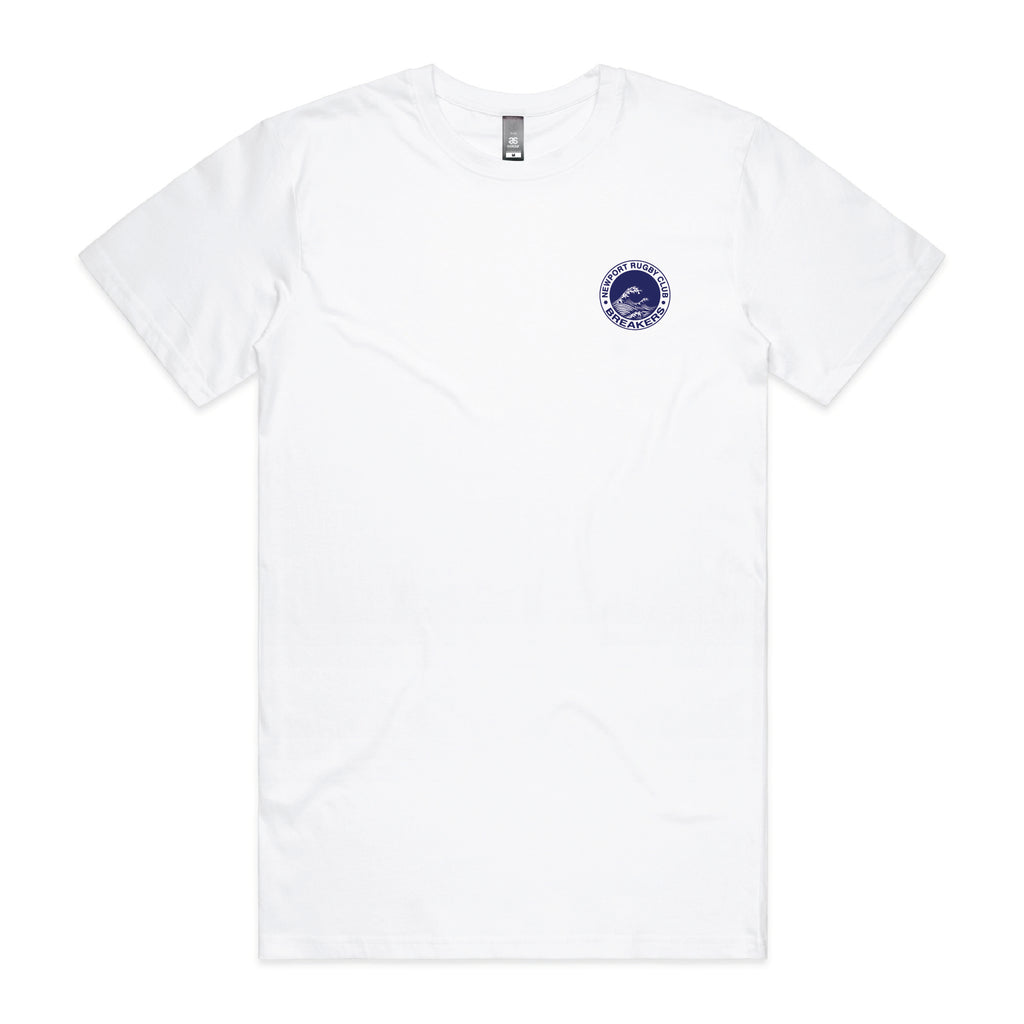 Newport Breakers Adults Tee - Fresh Tees SYD