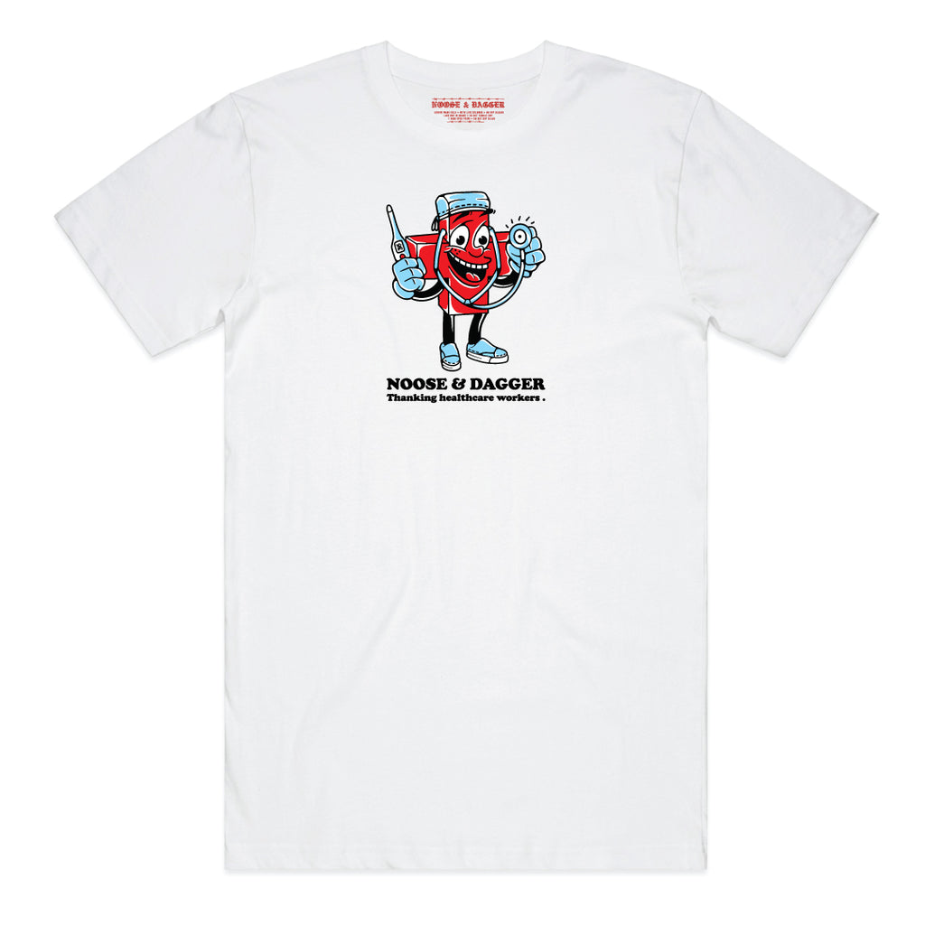 Healthcare Workers Tee - Fresh Tees SYD