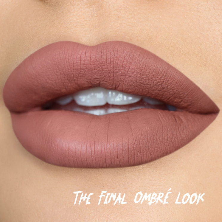 Lip Ombré Kit - The Full Colour Collection *Original Packaging*