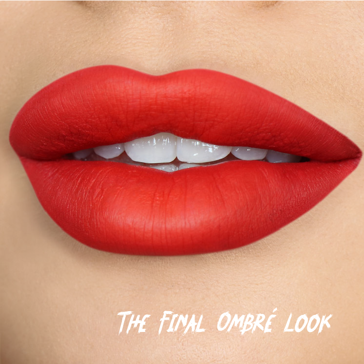 Lip Ombré Kit - Fire Alarm *Original Packaging*