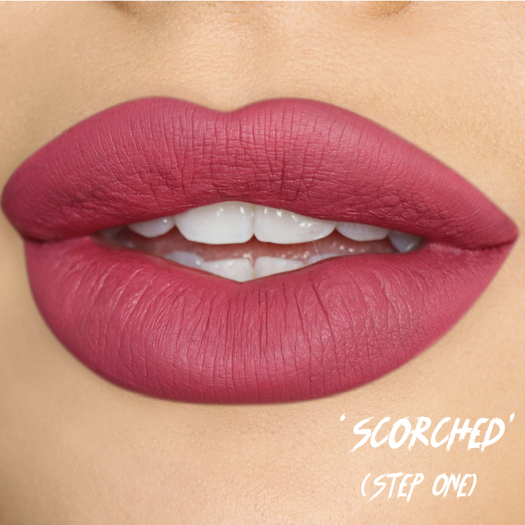 Lip Ombré Kit - Scorched Candy