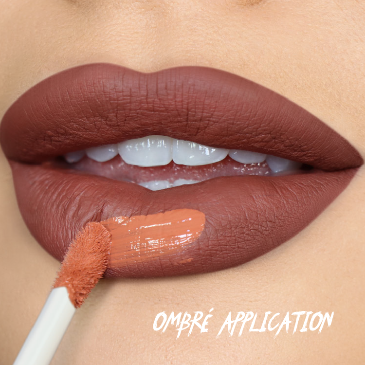 Lip Ombré Kit - Toasted Peach *Original Packaging*
