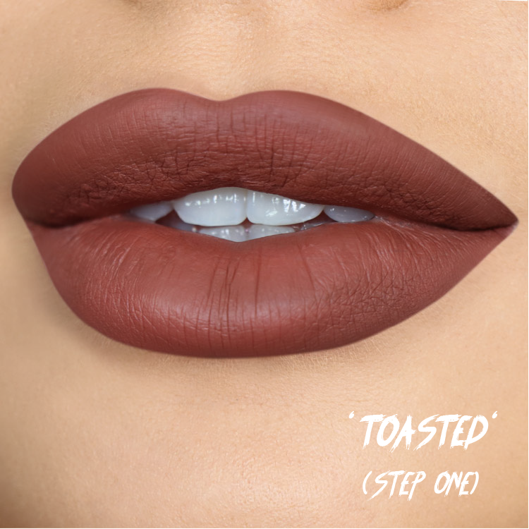 Lip Ombré Kit - Toasted Peach