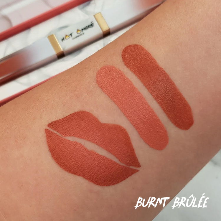 Lip Ombré Kit  - Burnt Brûlée