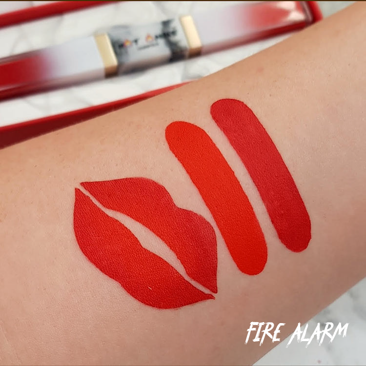 Lip Ombré Kit - Fire Alarm