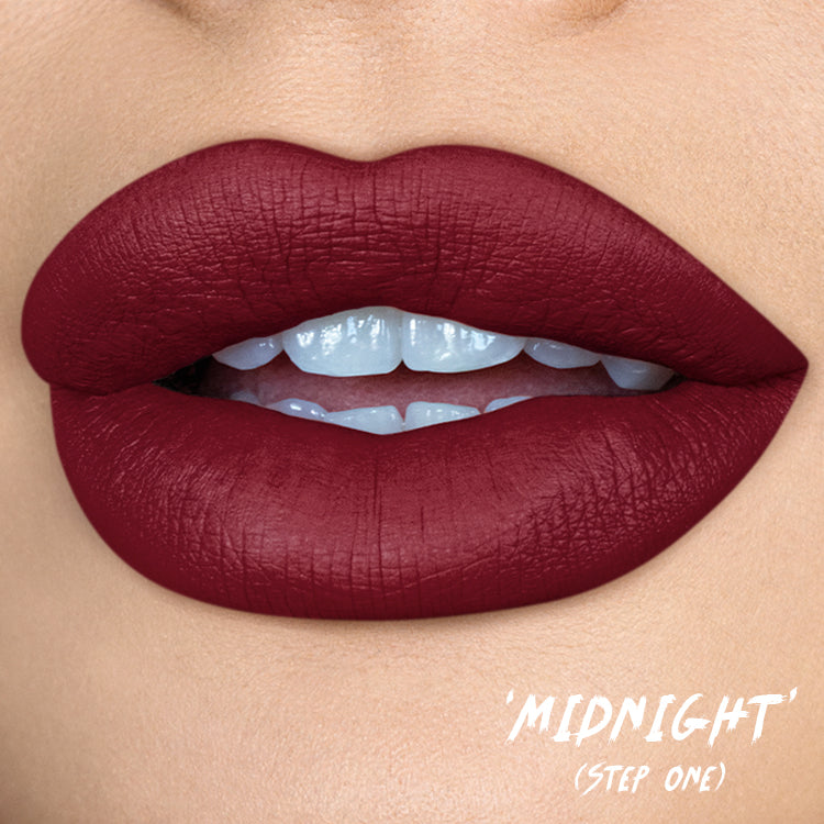 Lip Ombré Kit - Midnight Cherry