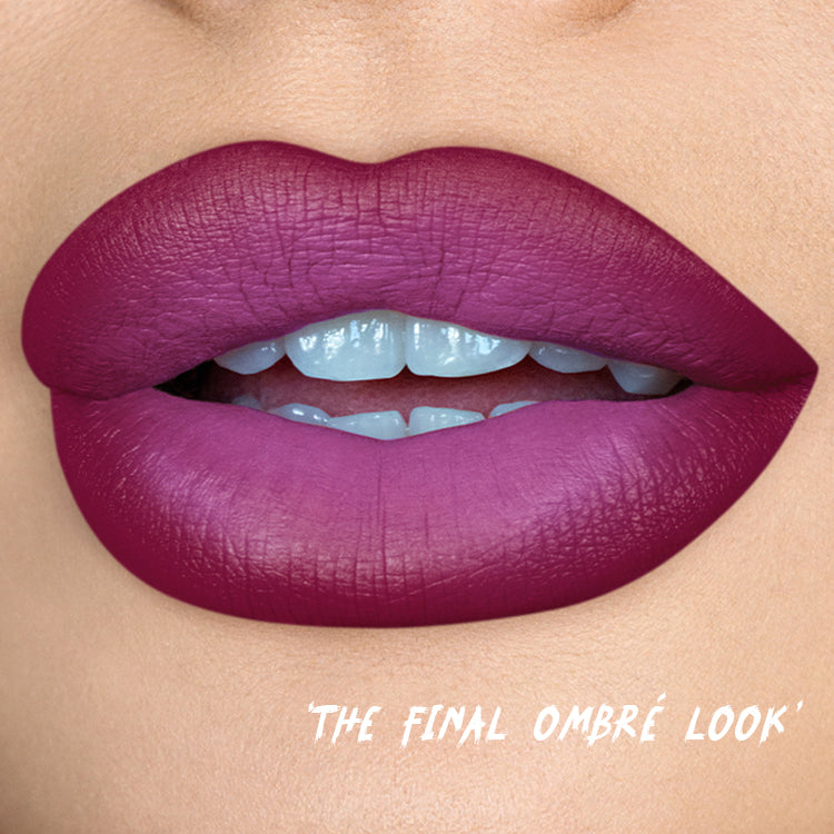 Lip Ombré Kit - Velvet Grape