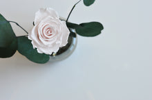 Load image into Gallery viewer, Single Rose with Eucalyptus