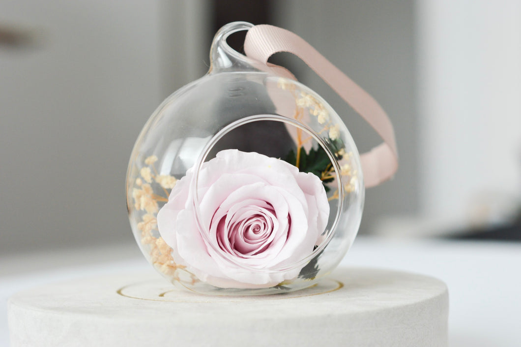 Rose Ornament