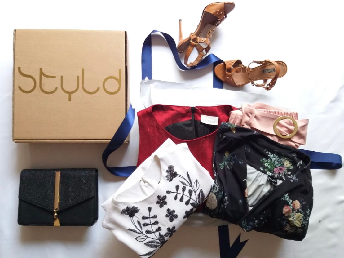 Styld Surprise Fashion Box