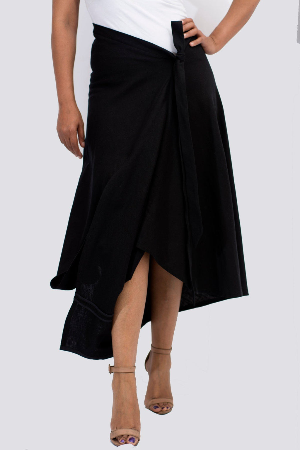 Jima Split Skirt