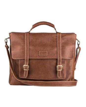 Grayson Leather Laptop Bag