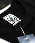 Black Crew/Round Neck Signature Series