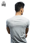 Heather Grey V-Neck Signature Series