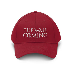 The Wall Is Coming Hat