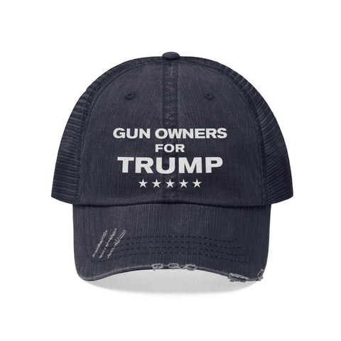 Gun owners for Trump hat