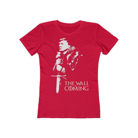 Image of The Wall Is Coming Women's Tee
