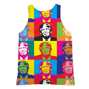 Trump Warhol Collection Tank Top