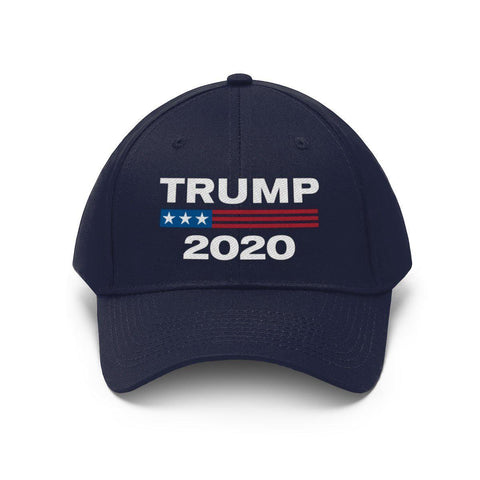 Image of Trump 2020 Patriotic Hat
