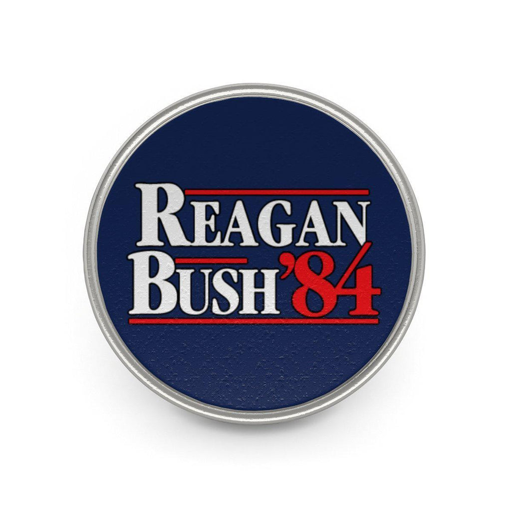 Reagan Bush '84 Metal Pin