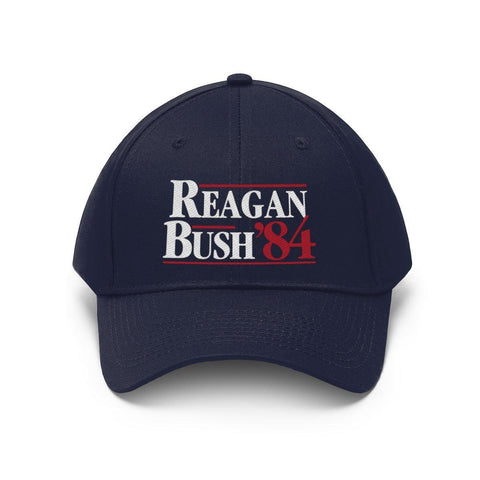 Image of Reagan Bush '84 Hat