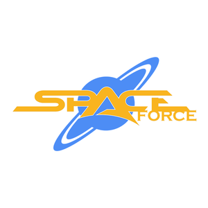 Space Force Die Cut Stickers