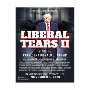 Liberal Tears II Movie Poster