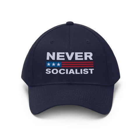 Image of Never Socialist Trump Hat