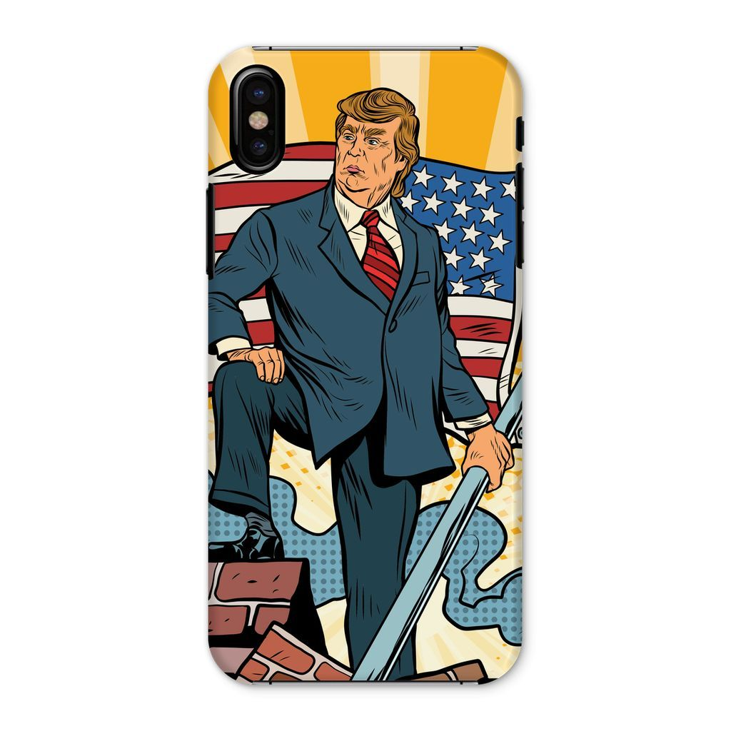 Trump Taking Back America For We The People! Phone Case