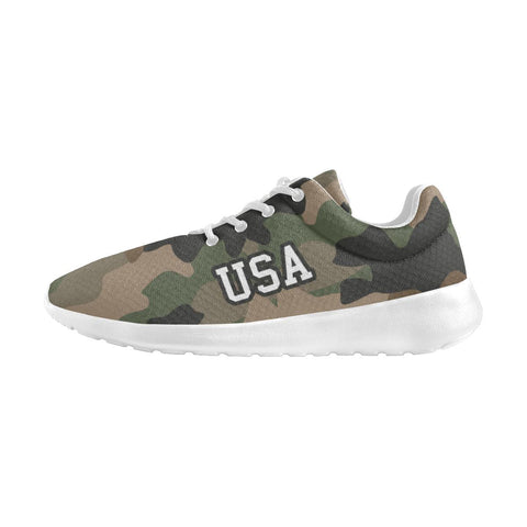 Camo USA Shoes