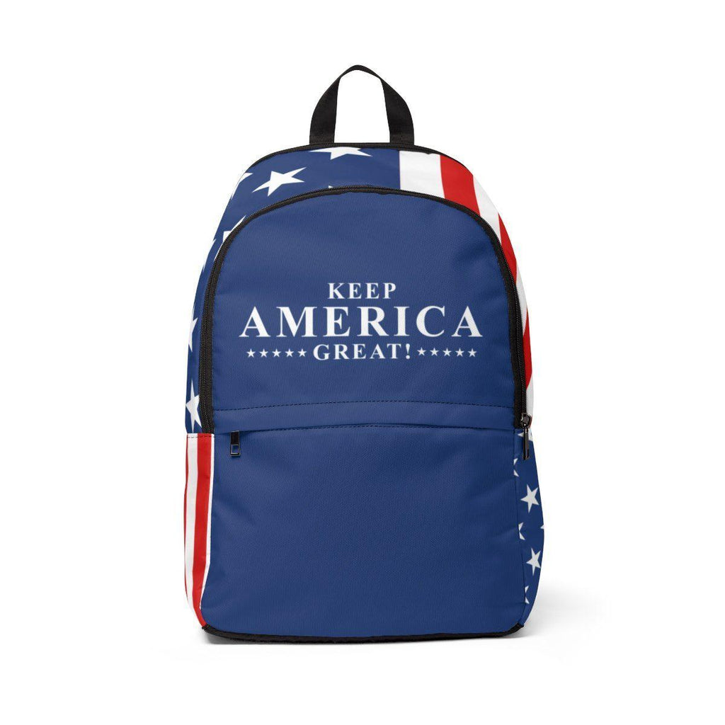 The Keep America Great Backpack!