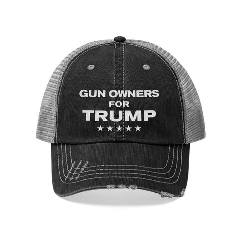 Gun Owners for Trump Trucker Hat
